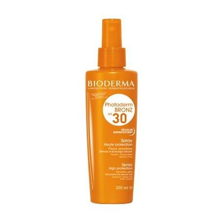Bioderma Photoderma Bronz Spray FPS30+ 200 ml