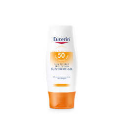 Eucerin Allergy Protection Sun Crema-Gel FPS 50 150 ml