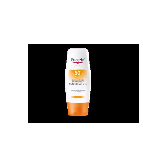 Eucerin Sun Allergy Crema-Gel FPS50+ 150 ml