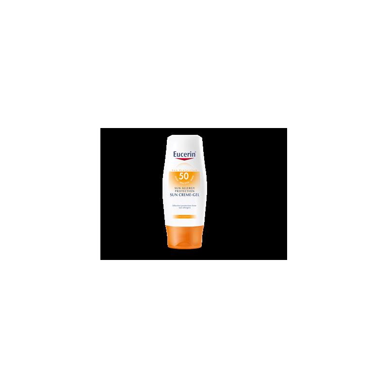 Eucerin Allergy Protection Sun Crema-Gel FPS 50 150 ml