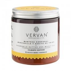 Vervan Manteca de Manzanilla y Aceite de Trigo 236 ml
