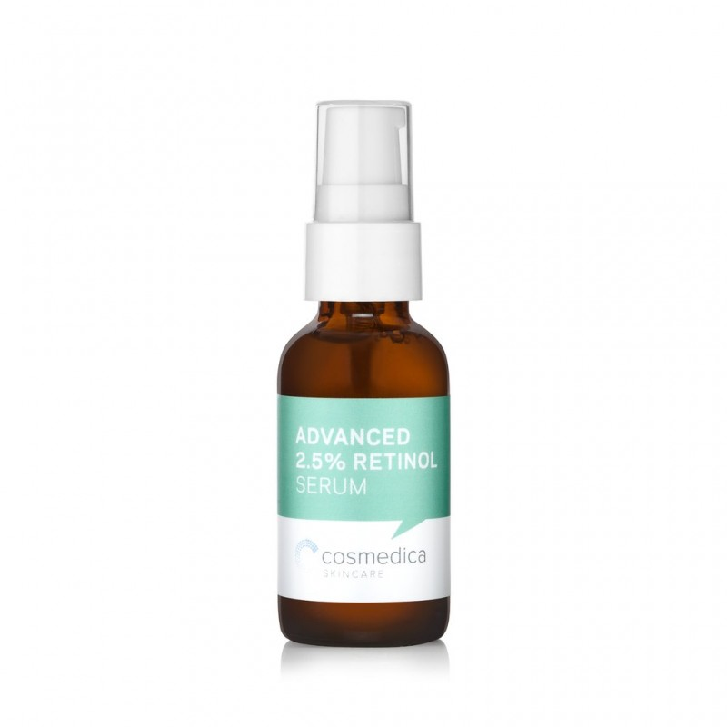 Cosmedica Suero Retinol 2.5% 30 ml
