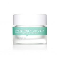 Cosmedica Crema hidratante de Retinol al 2.5% 50 gr