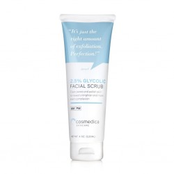 Cosmedica Exfoliante Facial de Ácido Glicólico al 2.5% 4 oz
