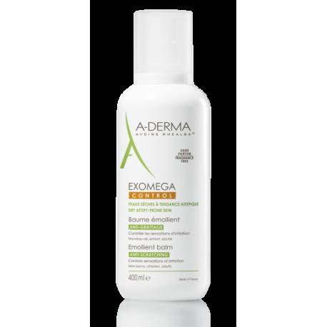 A-Derma Exomega Control Bálsamo 400 ml
