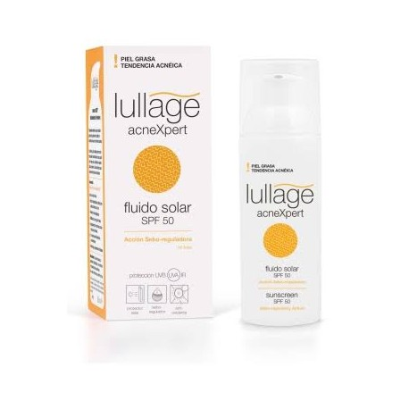 Lullage AcneXpert Sunscreen FPS50+ 50 ml