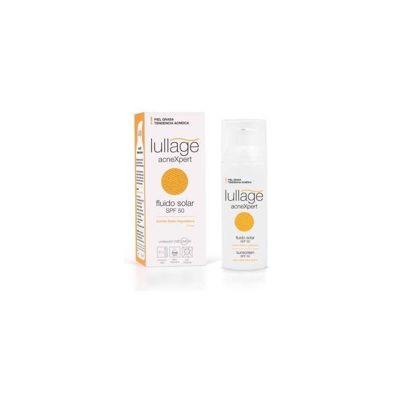 Lullage AcneXpert Sunscreen FPS50+ 50 ml