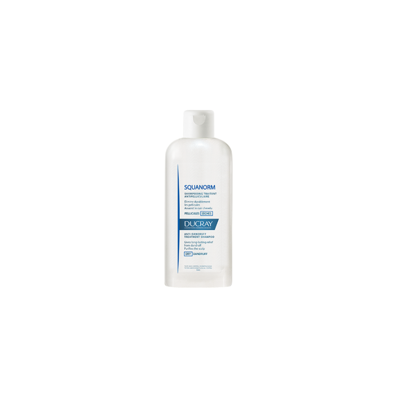 Ducray Squanorm Shampoo Caspa Seca 200 ml