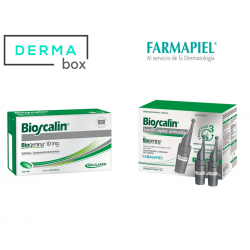 DermaBox Farmapiel Bioscalin Anticaída Ampolletas/Tabletas