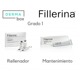 DermaBox Fillerina Antiedad Grado 1