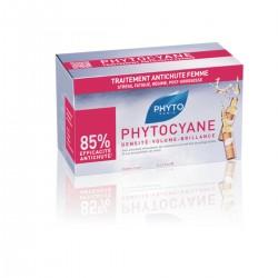 Phyto Phytocyane 12 Ampolletas