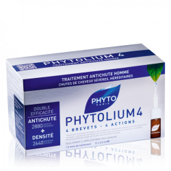 Phyto Phytolium 4 Tratamiento 12 X 3.5 ml C/U