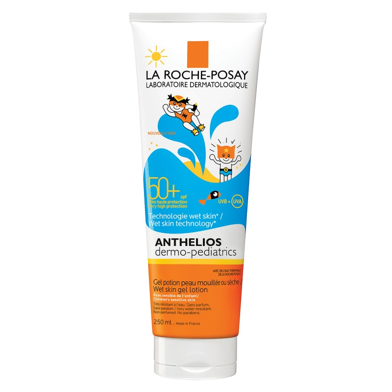La Roche Posay Anthelios FPS50+ Dermo-Pediatrics Wetskin 250 ml