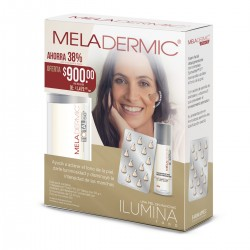 DermaBox Farmapiel Meladermic Advanced 56 Vegicaps y Total 30 gr