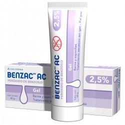 Galderma Benzac Gel 2.5% 60 gr