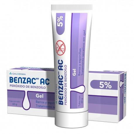 Galderma Benzac Gel 5% 60 gr