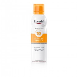 Eucerin Sun Spray Corporal Toque Seco FPS50 200 ml