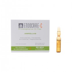 Endocare C Proteoglicanos Proteoglicanos Oil Free 30 Ampolletas