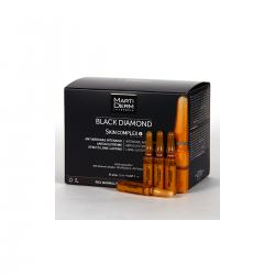 MARTIDERM Black Diamond Skin Complex 30 Ampolletas
