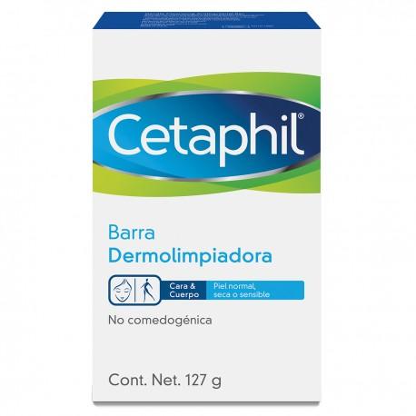 Cetaphil Barra Dermolimpiadora 127 gr