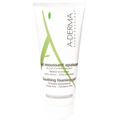 A-Derma Gel Mousssant Apaisant 200 ml