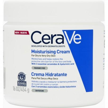 CeraVe Crema Hidratante 454 gr