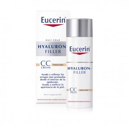 Eucerin Hyaluron Filler CC Cream 50 ml