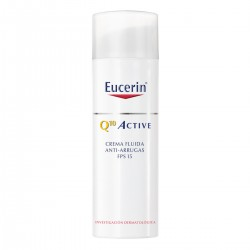 Eucerin Q10 ACTIVE Crema Día para piel normal a mixta 50 ml