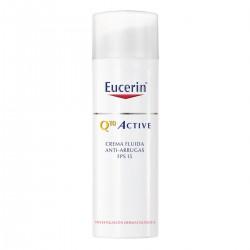 Eucerin Q10 ACTIVE Crema Fluida Piel Normal a Mixta 50 ml