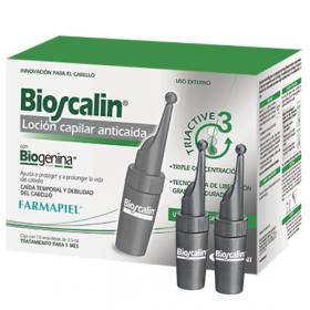 Farmapiel Bioscalin 10 Ampolletas