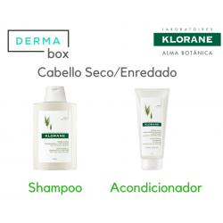 DermaBox Klorane Avena Cabello Seco/Enredado