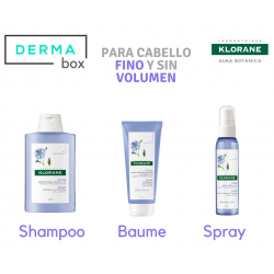DermaBox Klorane Lino Volumen