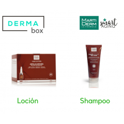 DermaBox Martiderm Anti-Caída Hair System