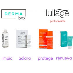DermaBox Lullage WhiteXpert Antimanchas Piel Sensible