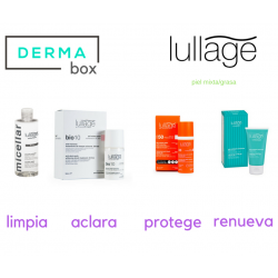 DermaBox Lullage Antimanchas Piel Mixta/Grasa
