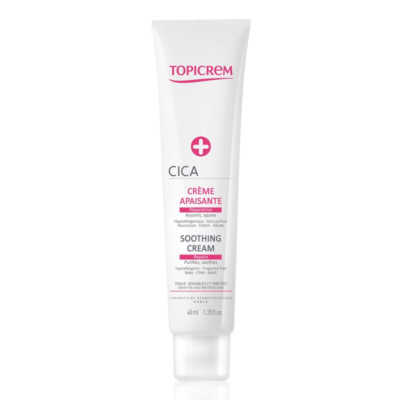 Topicrem CICA Soothing Cream 40 ml