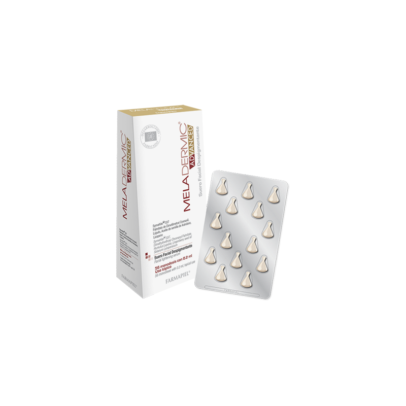Farmapiel Meladermic Advanced 56 Vegicaps