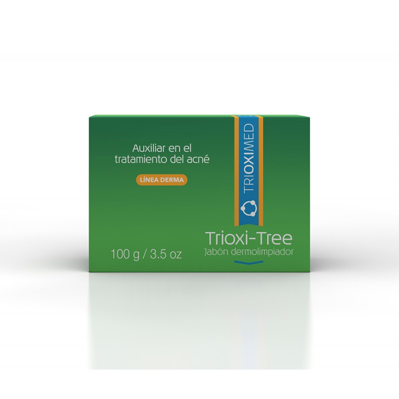 Trioximed Trioxi-Tree Gel Antiacne 30 gr