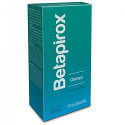 Medihealth Betapirox Shampoo 120 ml