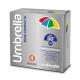 Italmex Umbrella Base Compacta Durazno FPS50+ 11 gr