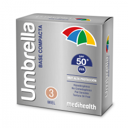 Italmex Umbrella Base Compacta Miel FPS50+ 11 gr