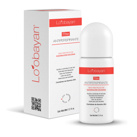 Loobayan Antiperspirante 60 ml