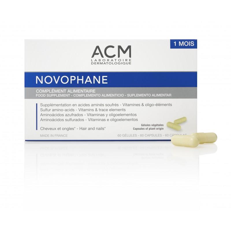 ACM Novophane 60 Cápsulas