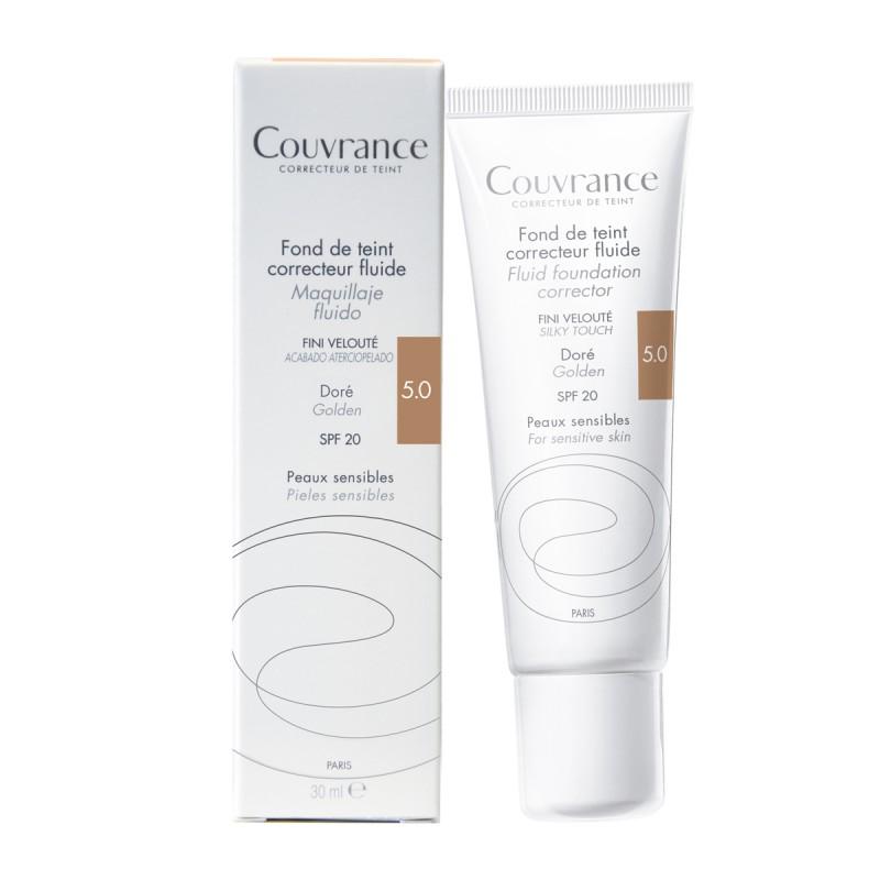 Avène Couvrance Maquillaje Tono Dorado 30 ml