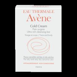 Avène Cold Cream Barra Limpiadora 100 gr