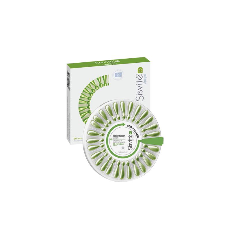Farmapiel Sisvité E5 28 monodosis