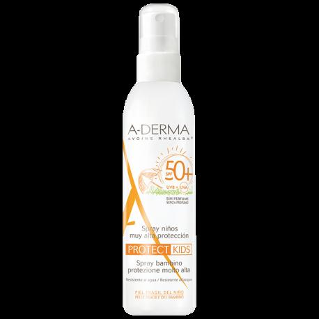 A-Derma Protect Spray Kids SPF50+