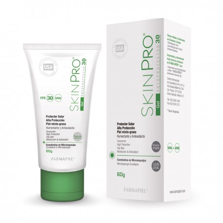 Farmapiel Skin Pro Gel FPS30+ 60 gr