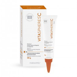 Farmapiel Vitaspheres C Gel 30 gr