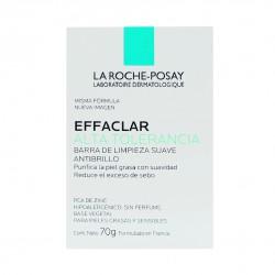 La Roche Posay Effaclar Barra Dermatológica Alta Tolerancia 80 gr